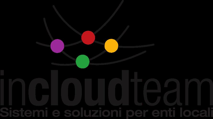 Incloud team. Logo